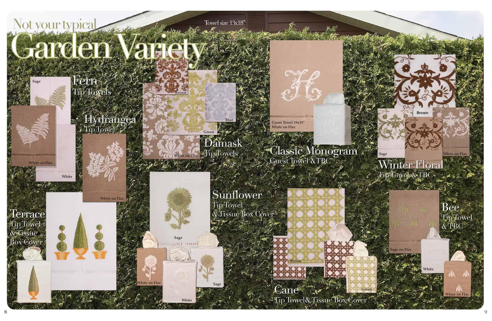Haute Home Linens Catalog