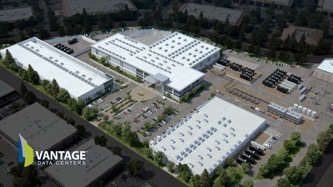 Vantage Data Center Video Commercial