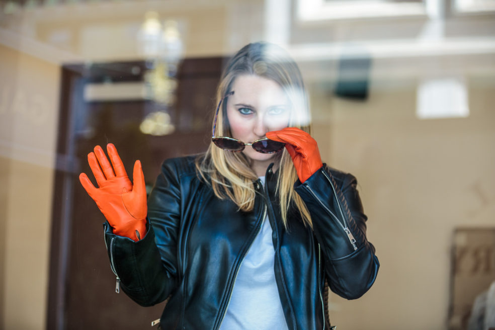 Gloves – Fashion Lifestyle Shoot