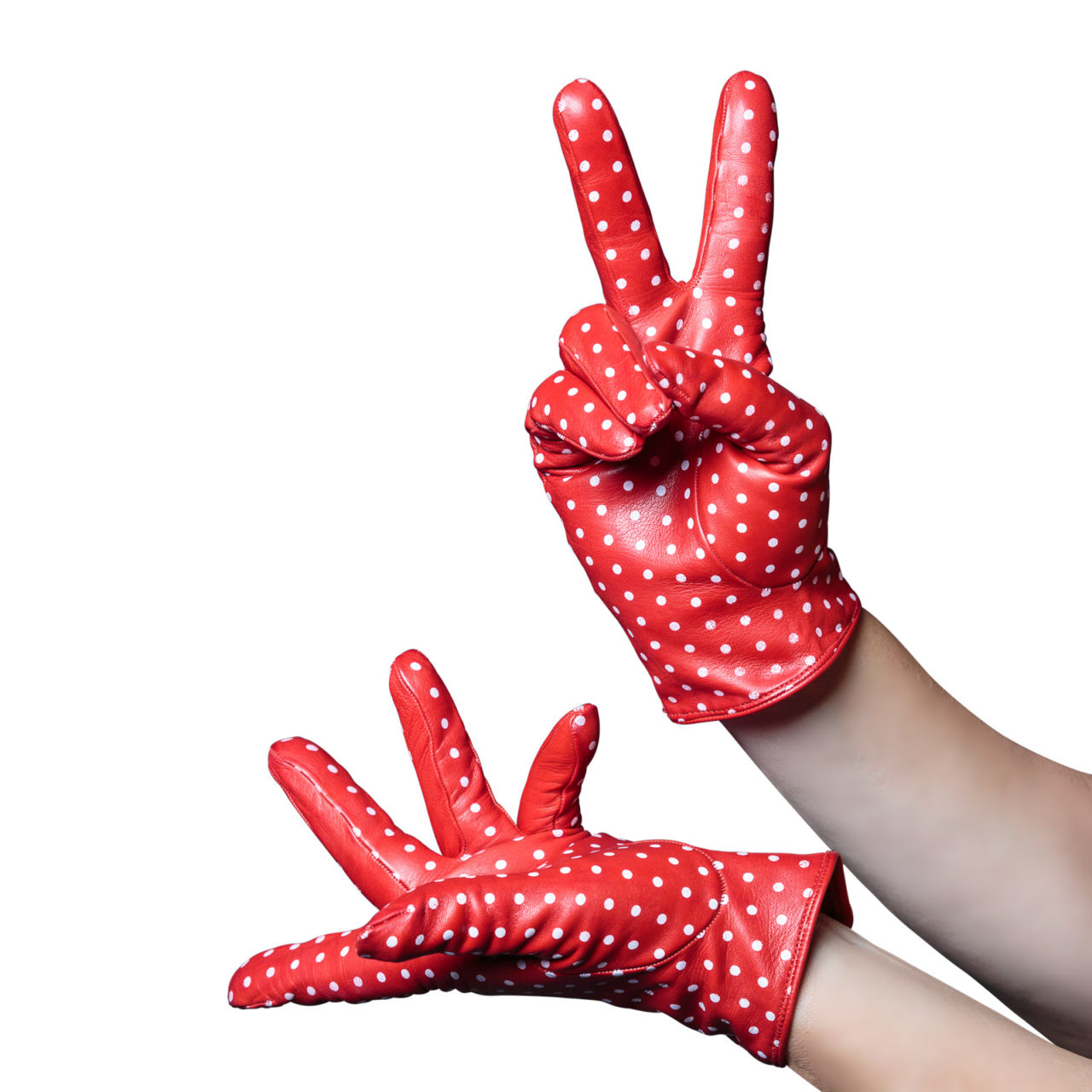 beau-gant-gloves-polka-dot-gloves-red-white-two